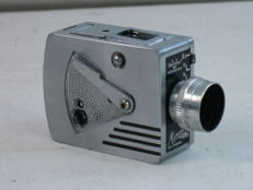 MINUTE 16,  16mm subminiature camera, ca. 1949. Exc+