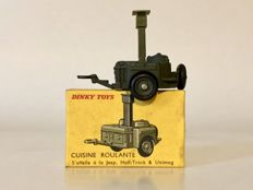 Dinky Toys-France - Scale 1/43 - Cuisine Roulante No.823