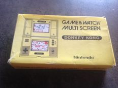 Game & Watch :Donkey Kong - boxed.