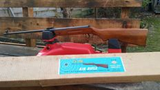 "Sjanghai Industries ""modell 61"" - early 1970s air rifle from China"