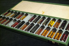 Old perfume raw materials (aromatic substances) for the perfume production - very rare!
