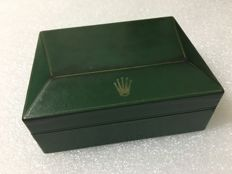 Rolex Coffin box --ery rare 60's Ramps wooden box/--Low reserve price