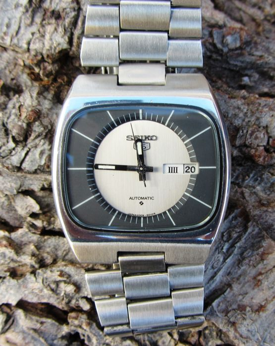 Seiko 5 Vintage 6309-6010  - Mens - March 1981