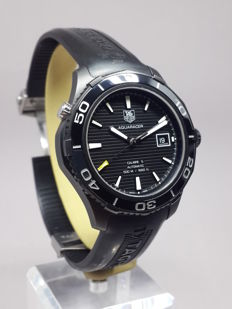 Aquaracer 500m Calibre 5 Ceramic Bezel - WAK2180- Mens Wristwatch 2012