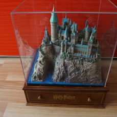 Harry potter Collector's Edition Hogwarts Castle - DVD Limited Edition