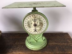 Large Salter weighing scales for packages - industrial, second half of the 20th century
