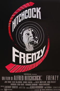 Alfred Hitchcock - Frenzy - 1972