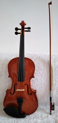 Violin without label, 4/4 - 2000 (maybe)