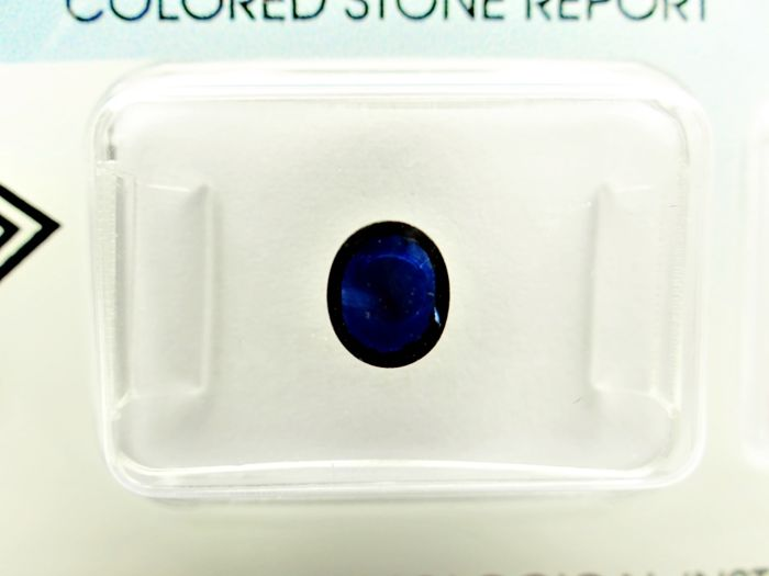 Sapphire - 0,70 ct - no limit price