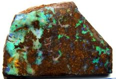 Beautiful Australian Boulder Opal Rough - 50.00 x 34.00 x 13.00 mm - 171.15 ct