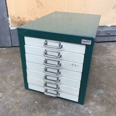 Backfield - Filing cabinet with 7 drawers