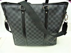 Louis Vuitron - Tadao PM Damier Graphite Tote Bag Messenger