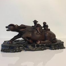 Water buffalo - China - 2nd half 20th century