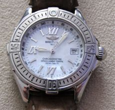 Breitling - Cockpit Lady Mother of Pearl - A67365 - 女士 - 2000-2010