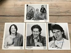 The Monkees signed photo's