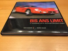 Bis ans Limit - Book