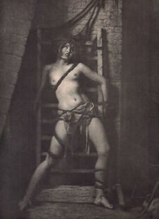 William Mortensen (1897-1965) - The Heretic