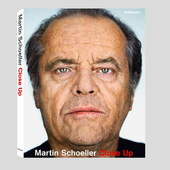 Martin Schoeller, Close Up, 1e editie, 2005, hardcover, nieuw