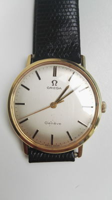 Omega - NOS - unsold stock - Geneva - 601 - Men's - 1960-1969