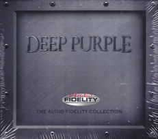 Deep Purple - The Audio Fidelity Collection [Box] by Deep Purple (Rock) (4 CD, Dec-2013)
