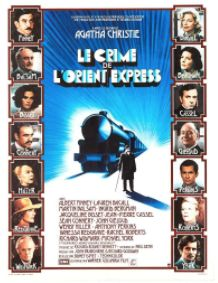 Murder on the Orient Express (Agatha Christie) -  1974 (+ 5 photos)