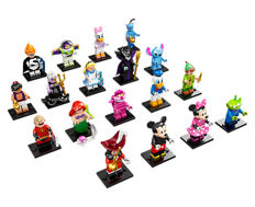 minifigures - 613971 - Disney minifigures