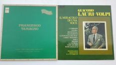 Large lot of  Operatic Music 15 box and 40lp with great performers and composer and directors