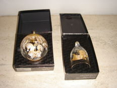 Rosenthal Christmas Bell and Christmas ornament in original box