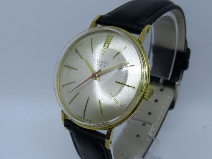 Poljot - Men's watch - 1960s