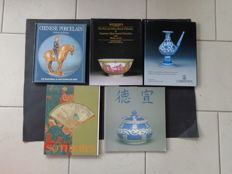 Books on Chinese porcelain - 20th century