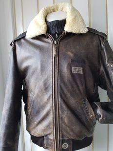 Nickelson - Aviator jacket