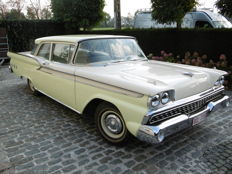Ford - Fairlane 500 club Victoria - 1959