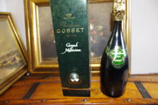 1999 Gosset Grand Millesime & Pommery Brut Apanage - 2 bottles (75cl)