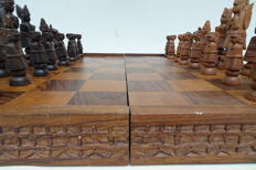 Indonesian chess set