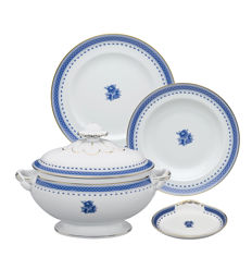Vista Alegre, Dinner Set 56 Pieces