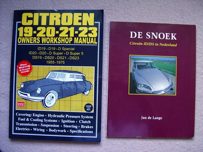 Citro�n Dsid 2 Overview And Restoration Books On This World Famous Model: Citroen Ds 21 Wiring Diagram At Hrqsolutions.co