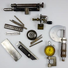 Antique (watchmakers) tools