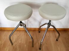 Industrial design - Swivel stools
