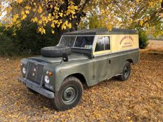 Land Rover - 109 Series 2 Broom & Wade - 1968