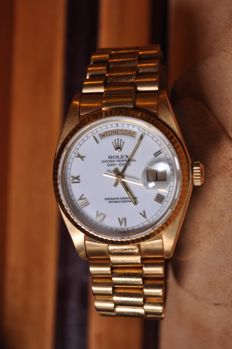 Rolex - Day Date - 18238 - Hombre - 1980 - 1989