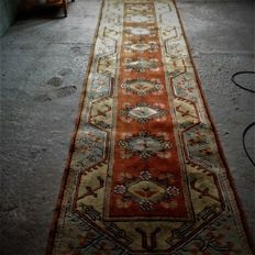 Hand-knotted Turkish Turgot Koy carpet - 323 x 82 cm - 2000 to present day