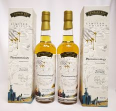 2 bottles - Compass Box Phenomenology Limited Edition