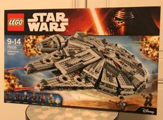 Star Wars - 75105 -  Millennium Falcon