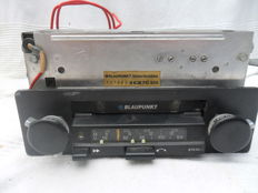 Blaupunkt Essen CR stereo for Porsche with receiver - tested