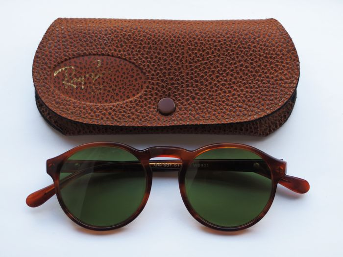 ee7e655f24757a Ray-Ban B L - Gatsby Style 1 W0931 Lunettes de soleil - Vintage ...