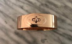 Mulberrry - rose gold plated armband
