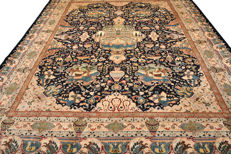 Hand-knotted Persian carpet - Kashmar - approx. 378 x 299 cm, Iran