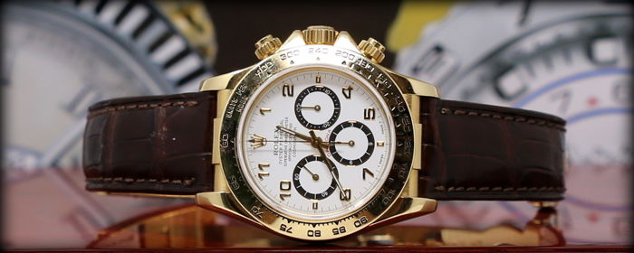 rolex daytona 16518 zenith never polish 6 inverted. Black Bedroom Furniture Sets. Home Design Ideas
