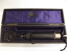 Westminster Ophthalmoscope & case