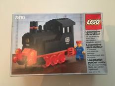 Train - 7810 - Locomotive without motor